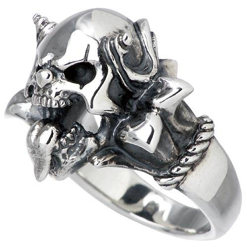 FAL silver Loose swil ring