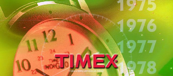 TIMEX/タイメックス